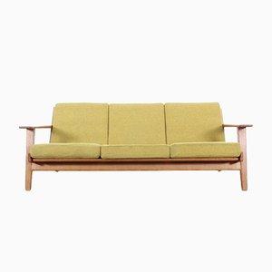 GE-290 Three-Seater Sofa by Hans J. Wegner for Getama, 1959