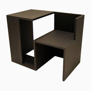 Table et Chaise par Clemens Tissi pour Haus Kreide, Danemark, 2015