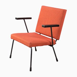 Model 1401 03 Easy Chair by Wim Rietveld for Gispen, 1960s