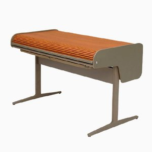 vintage action office desk by george nelson for herman miller - Herman Miller Umhllen Schreibtisch