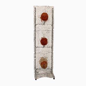 Murano Glass Floor Lamp from Mazzega
