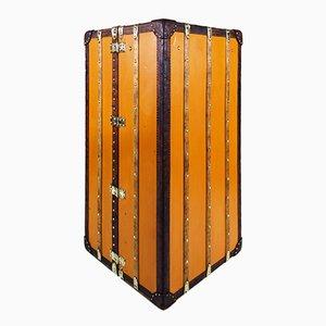 Orangefarbene Vuitonitte Garderobe von Louis Vuitton, 1900