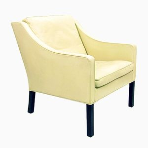 Model 2207 Chair by Borge Mogensen for Fredericia, 1970s