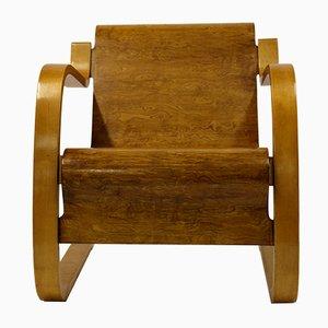 Model 31 Armchair by Alvar Aalto for Finmar, 1930s