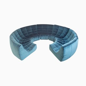 Gilda Circle Sofa by Michel Ducaroy for Roset, 1972