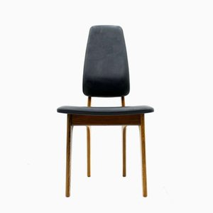 High Back Rosewood Chair by Erik Buch for O.D Møbler, 1960s