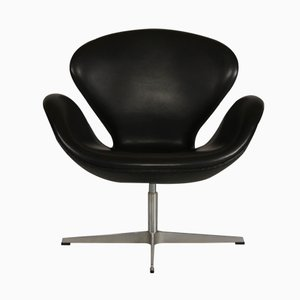 Black Swan Chair by Arne Jacobsen for Fritz Hansen, 1981