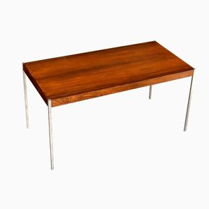 Mid-Century Swedish Coffee Table by Östen & Uno Kristiansson for Luxus, 1962
