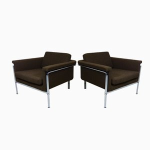 6911 Lounge Chairs by Horst Brüning for Kill International, 1960s, Set of 2