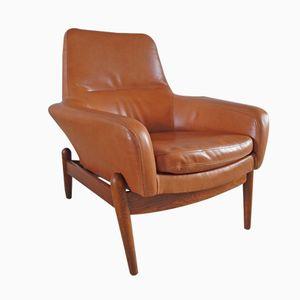 Niederländischer Sessel von Ib Kofod-Larsen für Bovenkamp, 1960er