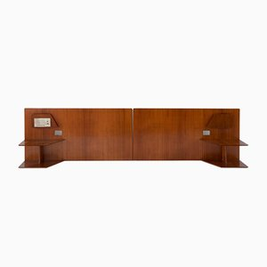 Headboards by Gio Ponti for the Hotel Royal Naples, 1955, Set of 2