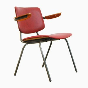 Industrial Chair by Kho Liang Ie & J Ruigrok for Car Katwijk, 1960s