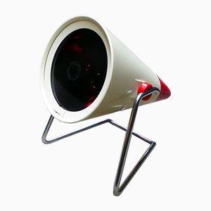 Infrarote Tischlampe von Charlotte Perriand für Philips, 1960er