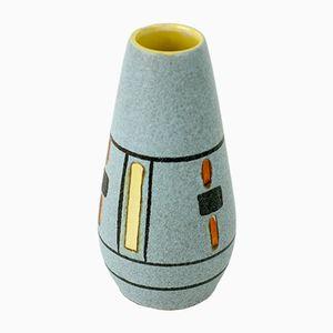 Vaso piccolo Mid-Century in ceramica
