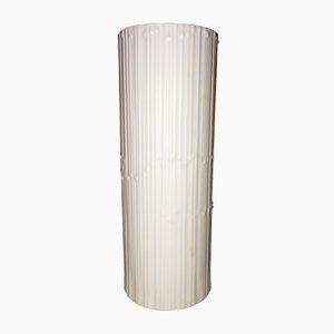 Vase White Studio Line en Porcelaine par Tapio Wirkkala pour Rosenthal, 1970s