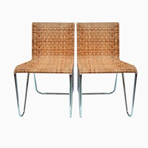 Diagonal Chairs from Gispen, 1930, Set of 2