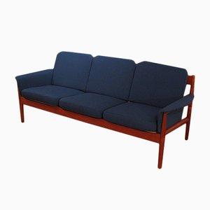 Dänisches Modell 168 Drei-Sitzer Sofa von Charles France für France & Son, 1960er