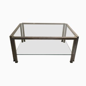 Vintage Coffee Table from Peter Ghyczy, 1970s