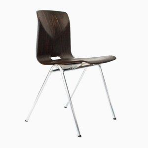 Chaise de Salon Industrielle S25 de Galvanitas, Pays-Bas, 1975