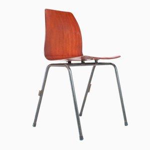Chaise d'Ecole Industrielle de Pagholz, Pays-Bas, 1967