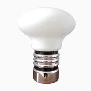 Lampada da tavolo a forma di lampadina