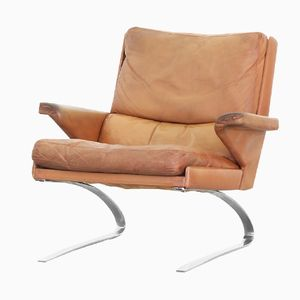 Swing Lounge Chair by Reinhold Adolf for COR, 1970
