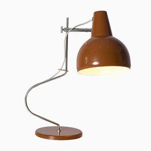 Lampe de Bureau par Josef Hůrka pour Lidokov, 1960s