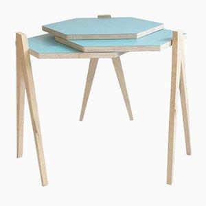 Slide Side Table by Studio Lorier