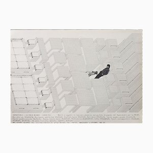 The Measurement Series Poster von Superstudio, 1972