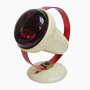 Vintage Infraphil Lampe von Charlotte Perriand für Philips