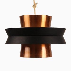 Copper Pendant by Carl Thore for Granhaga Metallindustri
