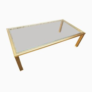 Mid-Century Coffee Table by Guy Lefebvre for Maison Jansen