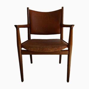 Mid-Century JH-713 Chair by Hans Wegner for Johannes Hansen