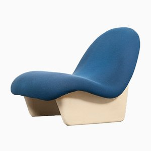 German Sadima Lounge Chair by Luigi Colani for Basf, 1970s