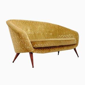 Vintage Swedish Tellus Sofa by Folke Jansson for S.M Wincrantz