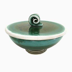 Ceramic Bowl from Sala, 1940s