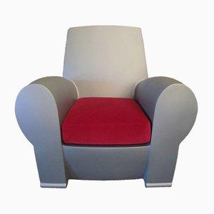 Richard III Easy Chair by Philippe Starck for Baleri Italia, 1980s