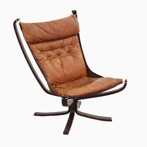 Falcon Chair by Sigurd Resell for Vatne Moble