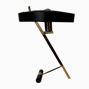 Mid-Century Table or Desk Lamp by Louis Kalff for Philips