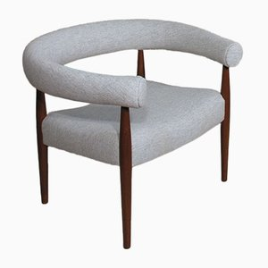 Ring Chair by Nanna Ditzel for Poul Kolds Savværk, 1960
