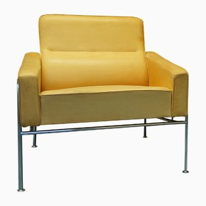 Vintage Series 3300 Lounge Chair by Arne Jacobsen for Fritz Hansen