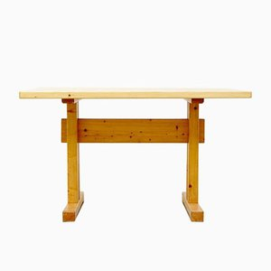 Mid-Century Les Arcs Table by Charlotte Perriand