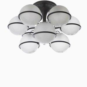 Lampada da soffitto modello 2042/9 di Gino Sarfatti per Artluce, anni '60