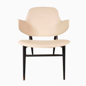 Danish Shell Chair by Ib Kofod-Larsen for Christensen & Larsen, 1950s