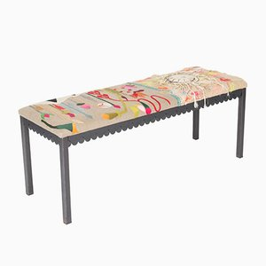 Mini Boutros Children's Bench by Bokja