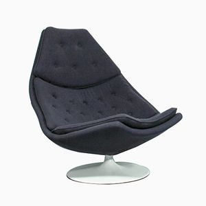 Vintage F588 Lounge Chair by Geoffrey Harcourt for Artifort