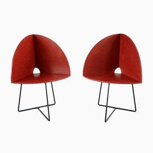 Chaises Bucket Modernes par Chen Chen & Kai Williams, 2016, Set de 2