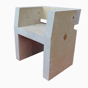 Homasote Box Chair de Chen Chen & Kai Williams, 2016