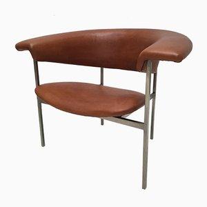 Easy Chair Gamma par Rudolf Wolf pour Gaasbeek & Van Tiel, 1960s