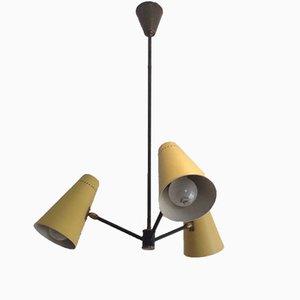 Skandinavische Deckenlampe von Fog & Mørup, 1955
